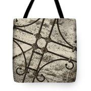 Cemetery Art Tote Bag