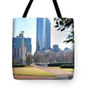 Centennial Olympic Park Tote Bag