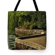 Centennial Park Tote Bag
