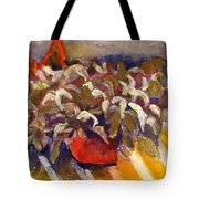 Centerfold  Tote Bag