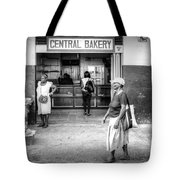 Central Bakery St. Lucia Tote Bag