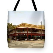 Central Cairns Historical Buildings Tote Bag
