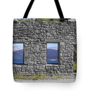 Central City Ruins Tote Bag