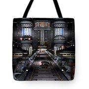 Central Dispatch Tote Bag