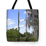 Central Florida Wetlands Tote Bag