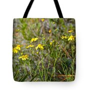 Central Florida Wildflowers Tote Bag