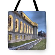 Central Library St. Louis Tote Bag