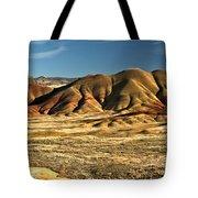 Central Oregon Painted Hills Tote Bag