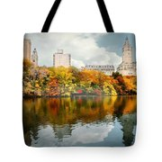 Central Park #1 Tote Bag