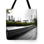 Central Park Bridge 2 Tote Bag