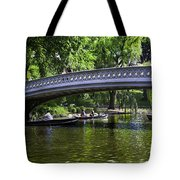 Central Park Day 2 Tote Bag