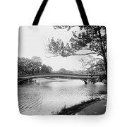 Central Park The Lake Tote Bag