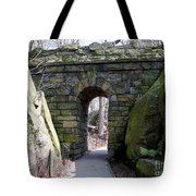 Central Park Underpass Tote Bag
