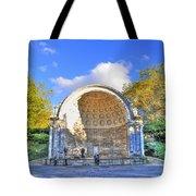 Central Park's Naumburg Bandshell Tote Bag