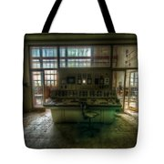 Central Power Tote Bag