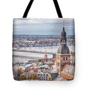 Central Riga Tote Bag
