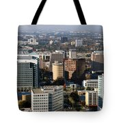Central San Jose California Tote Bag