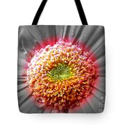 Centre Of Beauty Tote Bag