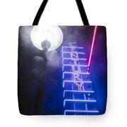 Century Neon Tote Bag