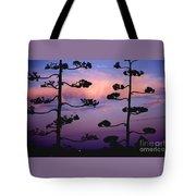 Century Sunset Tote Bag