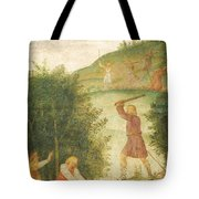 Cephalus Punished At The Hunt Tote Bag