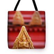 Ceramic Prayer Tote Bag