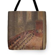 Ceremony Of Ordination At Lyon Cathedral Tote Bag