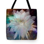Cereus Chaos Tote Bag by Tanya Hamell