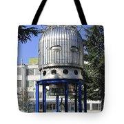 Cern Geneva Switzerland Tote Bag