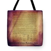 Certain Restrictions Apply Tote Bag by Gunter Nezhoda