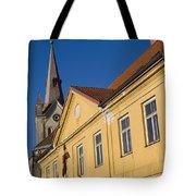 Cesis Latvia Tote Bag