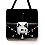 Cessna Dark Hanger Tote Bag