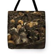 Chagras Round-up Cattle Ecuador Tote Bag