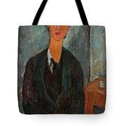 Chaim Soutine Tote Bag