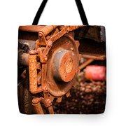 Chain Driven Tote Bag