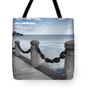 Chain Linked Tote Bag