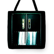 Chained Shut Tote Bag