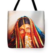 chains of Gold  Tote Bag