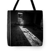 Chair By The Window Tote Bag
