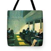 Chair Car Tote Bag by Edward Hopper