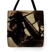 Chair Of Insanity Tote Bag