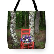 Chair Of The Grand Elf Tote Bag