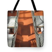 Chair Patterns Tote Bag