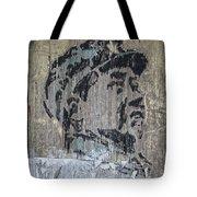 Chairman Mao Portrait Tote Bag