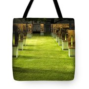 Chairs And Memories Tote Bag