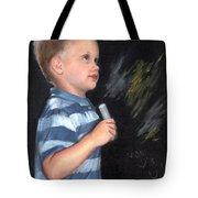 Chalk Talk - Mom Loves U Tote Bag