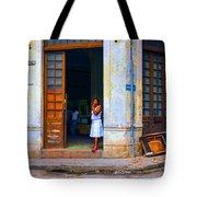 Challenge 15 Number 6 Tote Bag