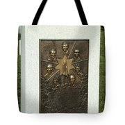 Challenger Monument Tote Bag