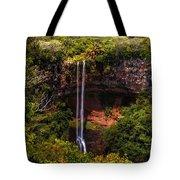 Chamarel Waterfall 1. Mauritius Tote Bag