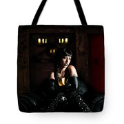 Chamber Of Horror Tote Bag
